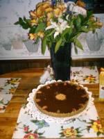 """Chocolate Ganache Tart-10""""_image"""