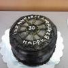 Vault Video Game 30th Birthday Cake